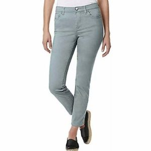 Buffalo David Bitton Mid-rise Stretch Skinny Pants